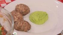 Тефтели спюре из зеленого горошка.НТВ.Ru: новости, видео, программы телеканала НТВ
