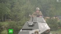 Джон Уоррен вТверской области посетил места, где шли ожесточенные бои за Москву.НТВ.Ru: новости, видео, программы телеканала НТВ