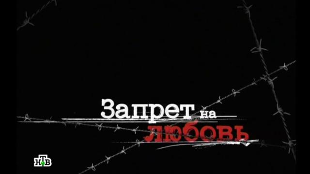 «Запрет на любовь».«Запрет на любовь».НТВ.Ru: новости, видео, программы телеканала НТВ