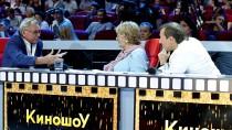 Кадры со съемок «Киношоу».НТВ.Ru: новости, видео, программы телеканала НТВ