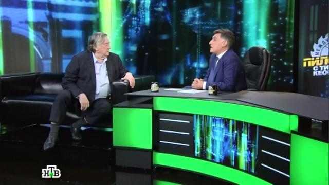 2 октября 2016 года.2 октября 2016 года. Специальный гость — Александр Проханов.НТВ.Ru: новости, видео, программы телеканала НТВ