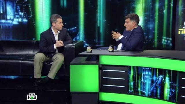 8 октября 2016 года.8 октября 2016 года. Специальный гость — Майкл Бом.НТВ.Ru: новости, видео, программы телеканала НТВ