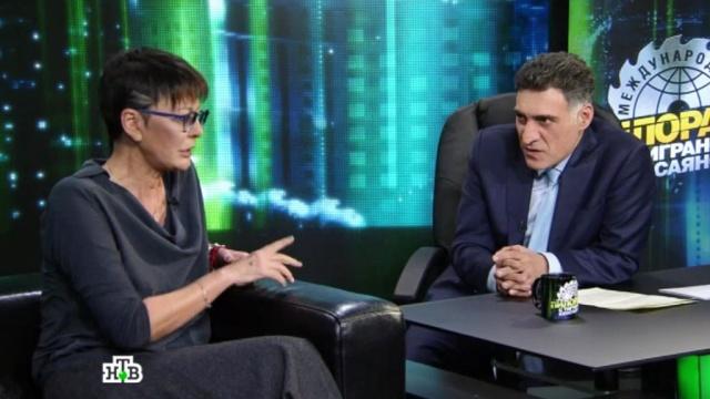 22 октября 2016 года.22 октября 2016 года. Специальный гость — Ирина Хакамада.НТВ.Ru: новости, видео, программы телеканала НТВ
