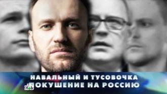 «Новые русские сенсации»: «Навальный итусовочка. Покушение на Россию»