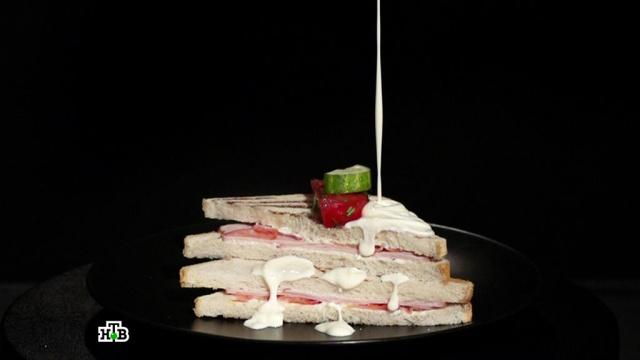 «Еда живая имёртвая»: «Майонез».Новый год, еда, здоровье, контрафакт, кулинария, лишний вес/диеты/похудение.НТВ.Ru: новости, видео, программы телеканала НТВ