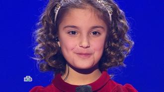 «Ты супер, Ана!»: талантливая иартистичная участница из Молдовы выслушала советы от жюри