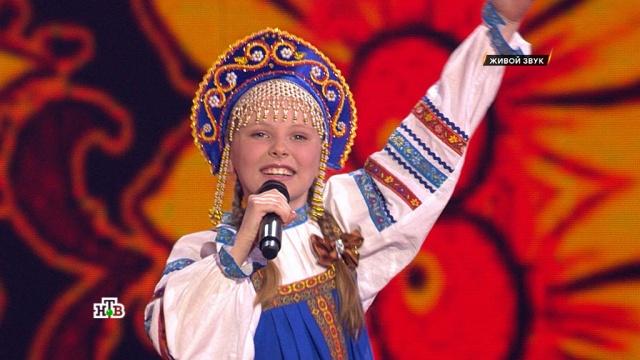 «Ты супер!»: Арина Утемишева, 8лет, Мордовия. «Ягода-ягода».НТВ, Ты супер, дети и подростки, музыка и музыканты, премьера.НТВ.Ru: новости, видео, программы телеканала НТВ