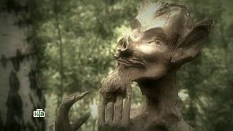 «Костромская область. Следы лесной нечисти?».«Костромская область. Следы лесной нечисти?».НТВ.Ru: новости, видео, программы телеканала НТВ