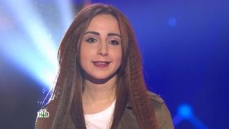 «Прямо нашаLady Gaga!»: Люба из Владикавказа услышала комплименты от жюри ивстретилась сродной сестрой