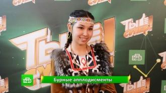 За кулисами «Ты супер!»: Роза Вальгыргина поделилась ощущениями от своего выступления