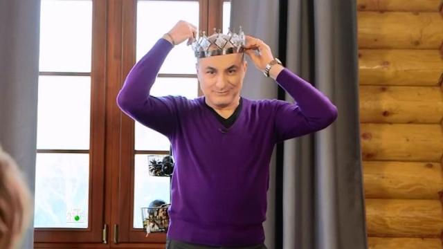 Выпуск от 25 февраля 2017 года.Дом в форме рояля и корона Михаила Турецкого, элементы дизайна своими руками и секреты грамотного зонирования.НТВ.Ru: новости, видео, программы телеканала НТВ