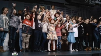 Сюрпризы для участников проекта «Ты супер!» продолжаются: ребята побывали на мюзикле «Золушка»