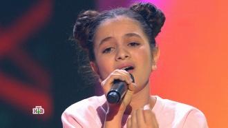 «Ты супер!»: Анна Чудакова, 12лет, пос. Степное. «Простая песня»