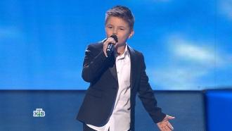 «Ты супер!»: Роман Корнеев, 10лет, Казахстан. «Лесной олень»
