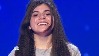 ВСабине из Армении жюри «Ты супер!» увидело большой вокальный иартистический потенциал