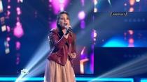 «Сияй как бриллиант, Арина!»: жюри дало полезные советы «русской Рианне» снеобычным голосом