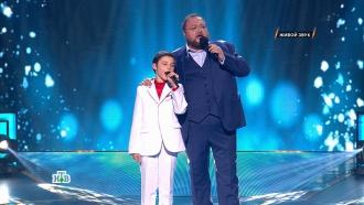 «Ты будешь певцом!»: все были тронуты талантом иослепительным образом Аслана, скоторым спел дуэтом солист Большого театра