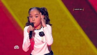 «Ты супер!»: Рано Сабанкулова, 10лет, Казахстан. «Губки бантиком»