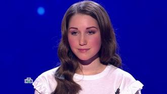 «Яркий, красивый, сочный голос!»: Аня впечатлила судей вокальными данными иуверенностью всебе
