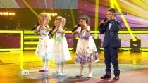 Группа «Ты супер!»: Таня Дузенко, Софья Аллахвердиева, Виктория Жулимова иРоман Корнеев. «Надо подумать»