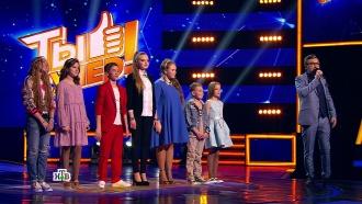 Выбор жюри: первые полуфиналисты проекта «Ты супер!»