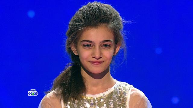 «В тебе столько голоса идуши!»: Лера из Абхазии покорила всех спервых нот, ажюри сравнило ее выступление сподвигом.НТВ.Ru: новости, видео, программы телеканала НТВ