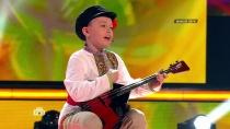 «Ты супер!»: Антон Пирогов, 9лет, г.Химки, Московская область. «Party for everybody»
