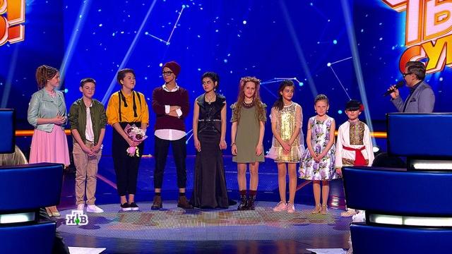 Выбор жюри: вторая четверка участников, прошедших вполуфинал «Ты супер!».НТВ, Ты супер, дети и подростки, музыка и музыканты, премьера, фестивали и конкурсы.НТВ.Ru: новости, видео, программы телеканала НТВ