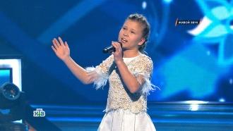 «Ты супер!»: Зоя Чижкова, 12лет, <nobr>Петровск-Забайкальский</nobr>. «Ой, снег, снежок»