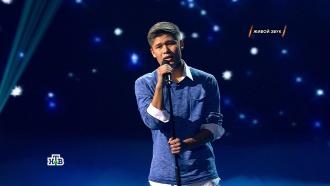 «Ты супер!»: Владислав Лоскутов, 17лет, Казахстан. «Моя любовь»
