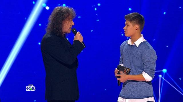 Жюри высоко оценило выступление Влада из Казахстана, аавтор песни поблагодарил его за выбор композиции.НТВ.Ru: новости, видео, программы телеканала НТВ