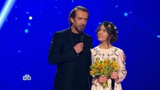 Владимир Машков поддержал одесситку Софью, которая заворожила зал необыкновенным вокалом