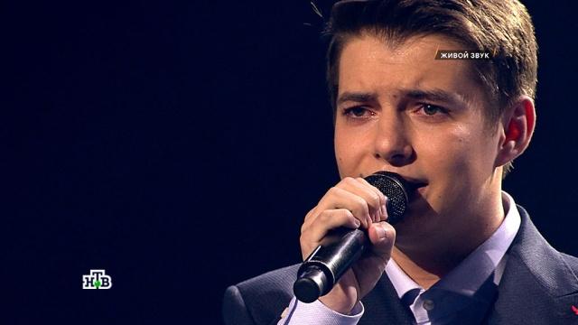 «Ты супер!». Первый полуфинал: Артём Абрамов, 17лет, г.Челябинск. «Вечная любовь»