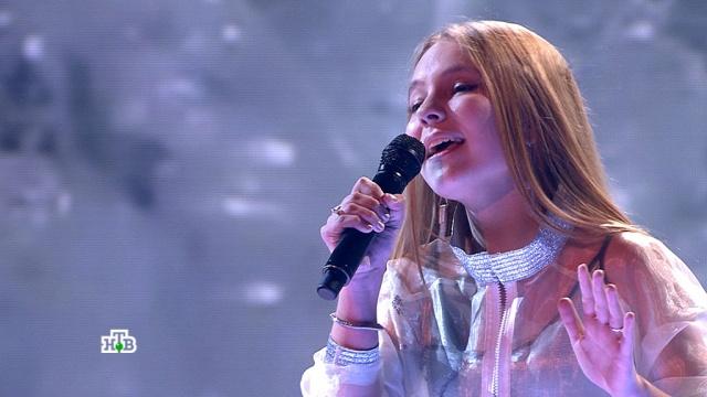 «Ты супер!». Первый полуфинал: Кристина Ашмарина, 17лет, г.Москва. «Не верь слезам»