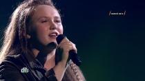 «Ты супер!». Второй полуфинал: Надежда Шебанова, 14лет, Тульская область. «Позови меня тихо по имени»