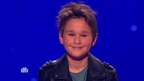 «Это было свободно, уверенно, классно!»: юный Виталик покорил жюри взрослым номером ибрутальным видом