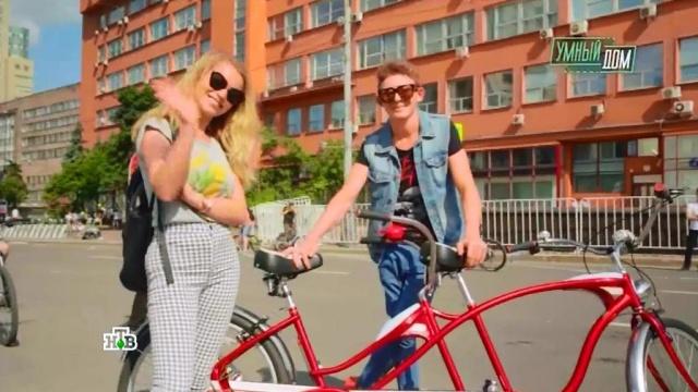 Выпуск от 27 мая 2017 года.Украшение из велосипеда, все для домашнего кинотеатра иэксперименты Камиля Ларина сзарубежной едой.НТВ.Ru: новости, видео, программы телеканала НТВ