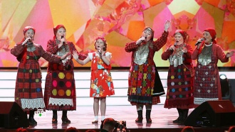 Финал «Ты супер!»: Зоя Чижкова и«Бурановские бабушки». <nobr>«Самара-городок»</nobr>