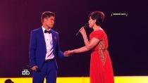 Финал «Ты супер!»: Владислав Лоскутов иРоза Рымбаева. «Первая любовь»