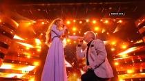 Финал «Ты супер!»: Кристина Ашмарина иСосо Павлиашвили. «Небо на ладони»