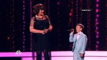 Финал «Ты супер!»: Евгений Бойцов иМаргарита Суханкина. «Ветер перемен»