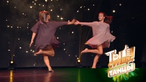 «Ты супер! Танцы»: Анна иТатьяна Здоровенко, 13лет, г.Осинники