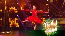 «Ты супер! Танцы»: Алина Гревцева, 16лет, г.Ливны