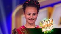 «Ураган эмоций!»: Алина потрясающе выступила сзажигательным танцем, поразив силой характера и«русским фуэте»