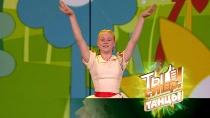 Сумасшедшие кульбиты! Воздушная гимнастка Саша показала всем, что ив танце она— супер!