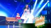 «Ты супер! Танцы». Второй тур: Арина Смирнова, 12лет, д.Клово