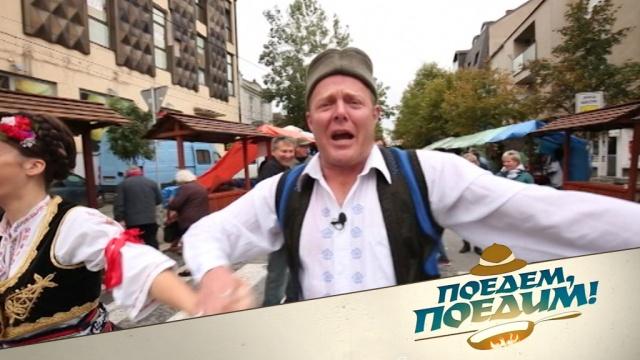 Джон Уоррен вСербии попляшет на празднике урожая ипосетит город, построенный Кустурицей. «Поедем, поедим!»— всубботу в14:10.НТВ.Ru: новости, видео, программы телеканала НТВ