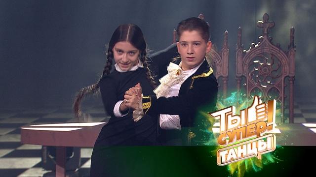 Невероятное танго на столе! Стильный исложный номер Кристины иВасилия привел жюри ввосторг.НТВ.Ru: новости, видео, программы телеканала НТВ