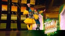 «Ты супер! Танцы». Второй тур: Радха Кочергина иАмиль Салихов, 11и 12лет, Казахстан