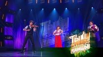 «Надо верить всказки!»: талантливую Алину пришел поддержать победитель «Евровидения» Александр Рыбак
